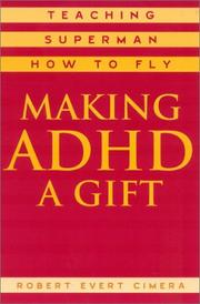 Cover of: Making ADHD a Gift