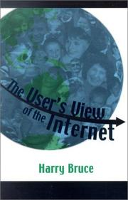 Cover of: The User's View of the Internet
