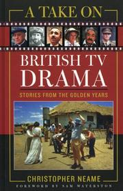 Cover of: A Take on British TV Drama | Lambert Verity
