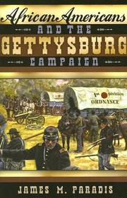 Cover of: African Americans and the Gettysburg campaign