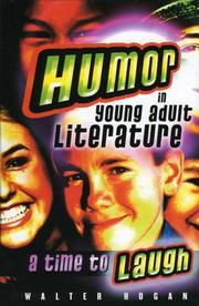 Cover of: Humor in Young Adult Literature | Walter Hogan