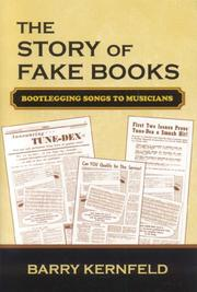 Cover of: The Story of Fake Books