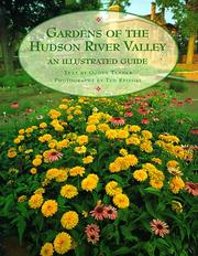 Cover of: Gardens of the Hudson River Valley