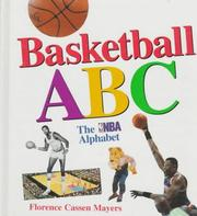 Cover of: Basketball ABC