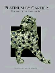 Cover of: Platinum by Cartier