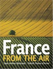 Cover of: France from the air