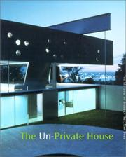 Cover of: The un-private house