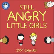 Cover of: Still Angry Little Girls 2007 Wall Calendar | Lela Lee