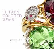 Cover of: Tiffany Colored Gems by John Loring