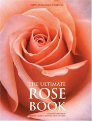 Cover of: The Ultimate Rose Book | Stirling Macoboy