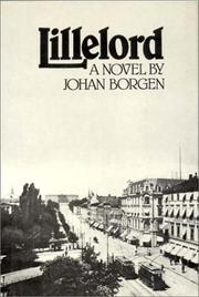 Cover of: Lillelord by Johan Borgen