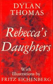 Cover of: Rebecca's daughters