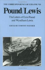 Cover of: Pound/Lewis
