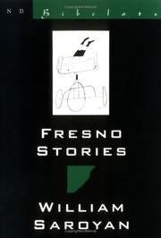 Cover of: Fresno stories | Aram Saroyan