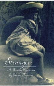 Cover of: Strangers by Emma Tennant