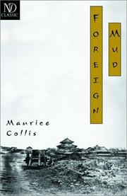 Foreign mud by Maurice Collis