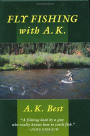 Cover of: Fly Fishing With A. K