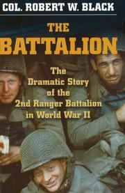Cover of: The Battalion