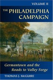 Cover of: The Philadelphia Campaign