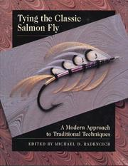 Cover of: Tying the Classic Salmon Fly |