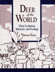 Cover of: Deer of the world