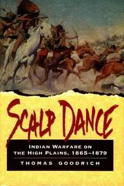 Cover of: Scalp dance | Th Goodrich