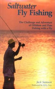 Cover of: Saltwater fly fishing