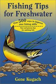 Cover of: Fishing Tips for Freshwater
