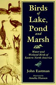 Cover of: Birds of lake, pond, and marsh