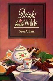 Cover of: Drinks from the wilds