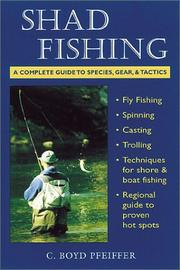 Cover of: Shad fishing