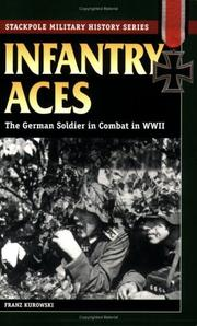 Cover of: Infantry Aces