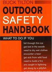 Cover of: Outdoor safety handbook