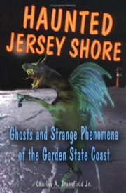 Cover of: Haunted Jersey Shore | Charles A. Stansfield Jr.