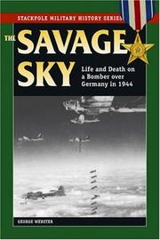 Cover of: The Savage Sky