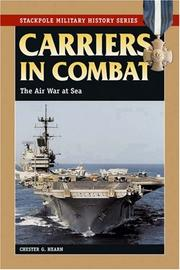 Cover of: Carriers in Combat