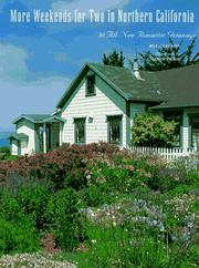 Cover of: More weekends for two in northern California