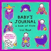 Cover of: Baby's journal