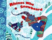 Cover of: Rhinos who snowboard | Julie Mammano