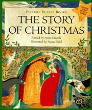 Cover of: The Story of Christmas (Picture Puzzle Books) | Anne Civardi