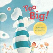 Cover of: Too Big!