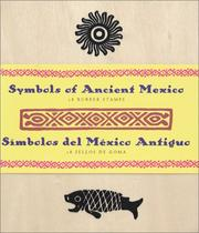 Cover of: Symbols of Ancient Mexico | Jim Paul