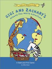 Cover of: Gigi and Zachary's Around-the-World adventure