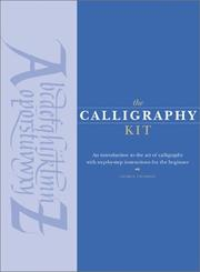 Cover of: The Calligraphy Kit | Ivy Press