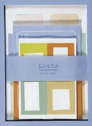 Cover of: Lotta Jansdotter Box of Labels | Lotta Jansdotter
