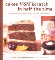 Cover of: Cakes from Scratch in Half the Time