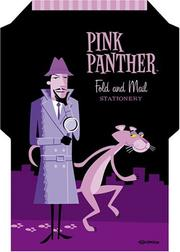 Cover of: Pink Panther Fold and Mail Stationery | Chronicle Books