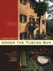 Cover of: Under the Tuscan Sun 2006 Engagement Calendar (Engagement Calendars)
