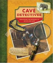 Cover of: Cave Detectives