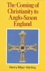 coming of Christianity to Anglo-Saxon England